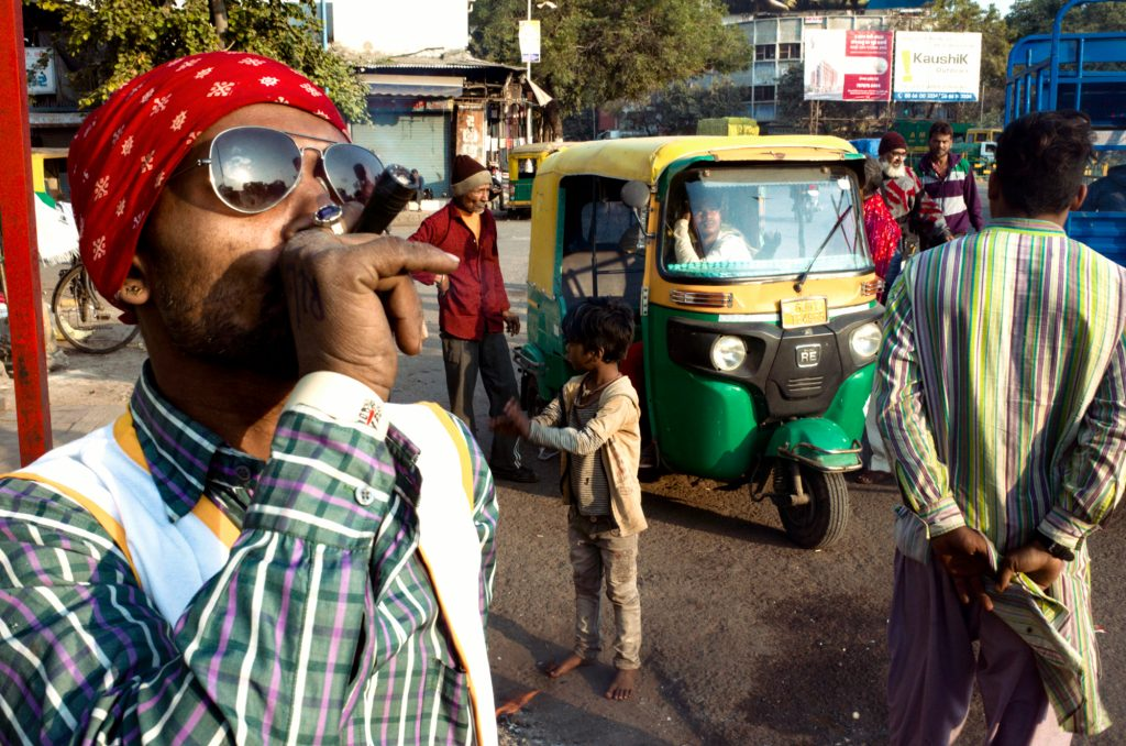 street photography in the biggest city of gujarat Ahmedabad
